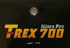 Align - T-Rex 700 Nitro PRO  - Spares Parts / Pieces détachées