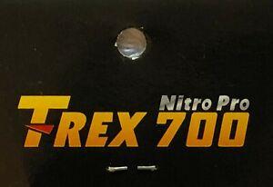 Align - T-Rex 700 Nitro PRO  - Spare Parts / Pieces détachées