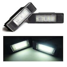 PEUGEOT 406 2D COUPE 18 SMD LED Replacement Number Plate Units 6000K
