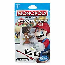 Monopoly Gamer Power Pack Ecomm Bundle 1 Nintendo Super Mario Characters