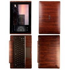 Skinomi Dark Wood Tablet Skin+Screen Protector for Asus EEE Transformer+Keyboard