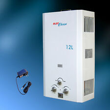 ON DEMAND NATURAL GAS NG GAS TANKLESS WATER HEATER 3.2GPM / 12L