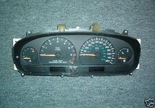 "1997 1998 Dodge Caravan Plymouth Voyager 4spd Instrument Cluster Tach ""Red Plug"""