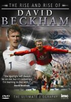 Nuevo The Rise And Subir de David Beckham DVD