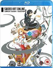 Sword Art Online Season 1 Collection Blu-ray UK BLURAY