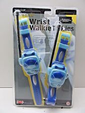 2005 200 Toy Inc. Loud & Clear Wrist Walkie Talkies - Brand NEW Sealed - L@@K