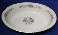 "Oval Vegetable Bowl 9"" Lenox Cinderella V308 Near Mint Condition"