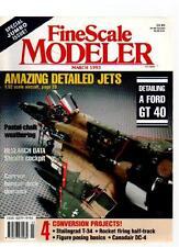 FINE SCALE MODELER MAGAZINE - March 1993