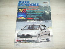 REVUE TECHNIQUE AUTO EXPERTISE N°199 PEUGEOT 206