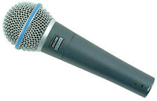 New Shure Beta 58 Beta 58A Mic Free 2nd Day Air Guar or Mic is Free!