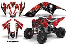ATV Decal Graphic Kit Quad Sticker Wrap For Yamaha Raptor 700 2006-2012 REAPER R