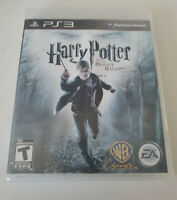 Harry Potter and the Deathly Hallows: Part 1 (Sony PlayStation 3, 2010) Complete