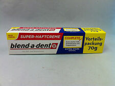 3x 70g Blend-a-dent Super-Haftcreme Extra Stark (100g/9,52€)