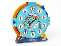 Twist & Turn Hoops Indoor Outdoor Childrens Hopscotch Excercise Fitness Game 806