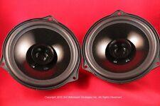 3rd Millennium M600 Mazda Miata Premium Music Door Speakers, 1990-1997. New!