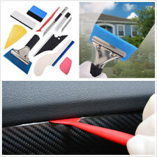 Car Truck Wrapping/Window Tint/Stickers/Carbon Fiber Foil Squeegee Film Tool Kit