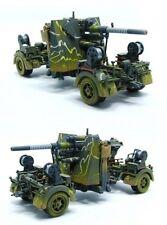 pmap0312 1/72 II Guerra Mundial Ejército Alemán Camuflaje 88mm artillería