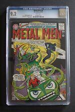 METAL MEN #8 EVIL ROBOTS Amusement Park 1964 Kanigher Andru Esposito CGC NM- 9.2