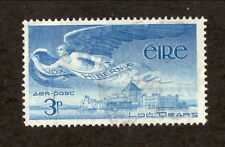 Ireland--#C2 Used--1948 Angel Over Rock of Cashel Air Mail