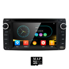 "Car Stereo for Toyota 6.2"" In Dash Autoradio DVD GPS Multimedia Navigation US"