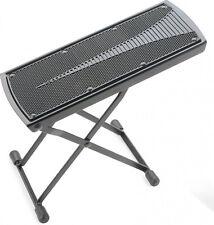 Fußbank-Fußstuhl - vielfach verstellbar, klappbar FOOT STOOL Fußstütze