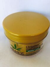 Hempz Original Sugar Body Scrub Exfoliating and Polish 7.3 oz