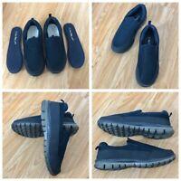 Mens Orthopedic Diabetic Memory Foam Shock Comfort Wide Light Trainer Shoe SIZE
