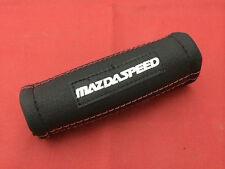 MAZDASPEED Hand brake cover Car accessories Leather