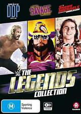 WWE The Legends Collection (diamond Dallas Page DDP Positively DVD