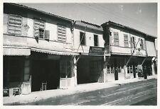 CNOSSOS c. 1935 - Rue de Commerces Enseignes   Grèce - DIV 6593
