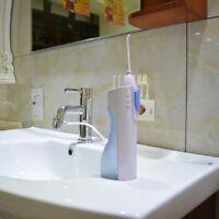 US Water Jet Pick Dental Teeth Flosser Floss Oral Irrigator Tooth Cleaner Set