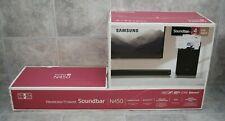 "Samsung N450 2.1"" 320W Soundbar Speaker System - Black"