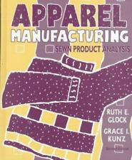 Apparel Manufacturing: Sewn Product Analysis-ExLibrary