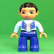 Lego Duplo Schloss  Prinz Figur 6153   #8-127