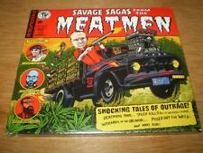 MEATMEN - Savage Sagas CD 2014 NEW Tesco Vee Hate Police Necros ABBA