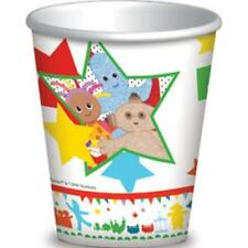 In the Night Garden Cups (32 per Pack ) Free P&P to UK Only