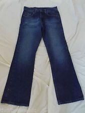 "1830 Mens Jack & Jones ""Mooty Vintage"" Button-Fly Jeans, sz L32 (35 W x 33"" L)"
