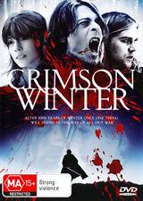 Bryan Ferriter Brent Bailey CRIMSON WINTER - EXILED VAMPIRE PRINCE CIVIL WAR DVD