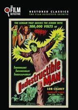 Indestructible Man [New DVD] Manufactured On Demand