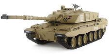 1/16 Rc 2.4G Smoke&Sound British Challenger 2 Tank Metal Gearbox Version