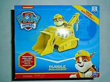 "Nickelodeon Paw Patrol Rubble's Bulldozer  ""NEW"""