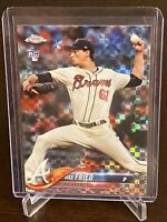 2018 Topps Chrome Max Fried Rookie Xfractor Atlanta Braves RC SP Refractor Mint