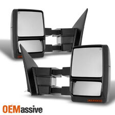2004-2014 Ford F150 Power + Heated + LED Signal + Puddle Tow Side LH + RH Mirror