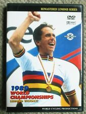 1989 World Championships World Cycling Productions DVD Greg LeMond Very Clean