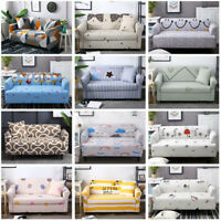 Modern Fashion Sofa Cover 1-4 Seater Protector Couch Cover Slipcover Stretch Set
