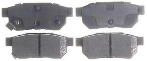 Rr Ceramic Brake Pads  ACDelco Advantage  14D374CH