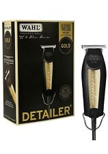 WAHL 5-Star Series  Gold Detailer T-Wide Trimmer 8081-1100 Authentic NEW LIMITED