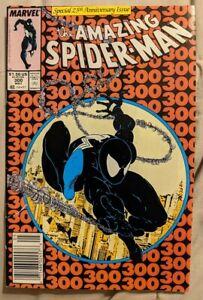Amazing Spider-Man #300 NEWSSTAND- KEY issue, 1st full VENOM appearance!