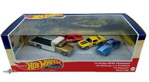 Pony wars 2020 Premium Set Diorama Set Giftbox 1:64 Hot wheels