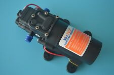 Seaflo 12v Water Pressure Diaphragm Pump 3.8 LPM 1.0 GPM 40 PSI -rv/boat/marine
